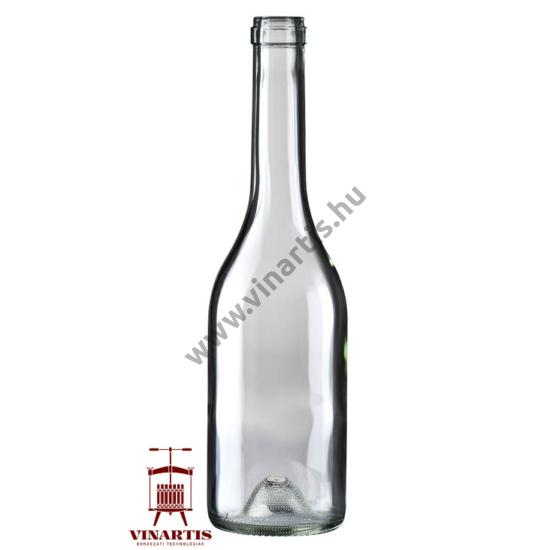 Tokaji borosüveg 0.5L Bontott raklapos!