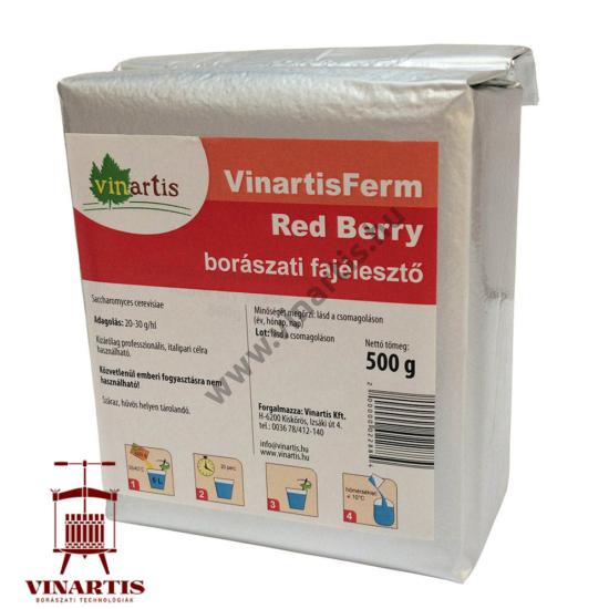 VinartisFerm Red Berry 500g