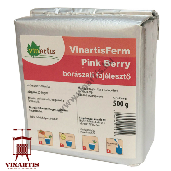 VINARTISFERM PINK BERRY 0,5/1