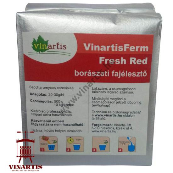 VINARTISFERM FRESH RED 0,5/1