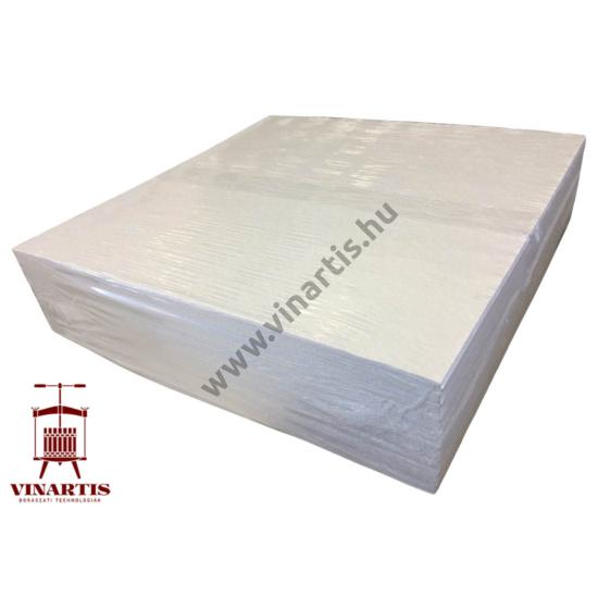 Prémium magas minőségű és teljesítményű szűrőlap BECOPAD 220