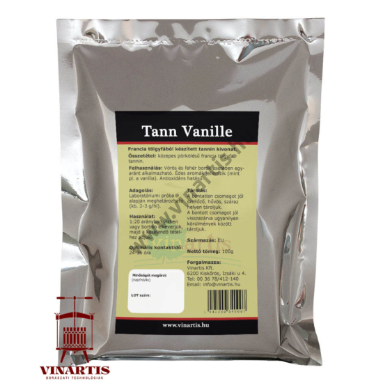 Tann Vanille 100 gr