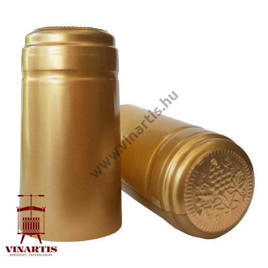 PVC KAPSZULA 34*60 ARANY