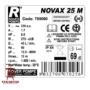 Kép 2/2 - NOVAX 25-M